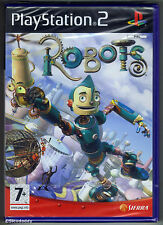 PS2 Robots (2005), UK Pal, New & Sony Factory Sealed