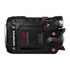 Olympus Tough TG Tracker 4k Action Camera - Black