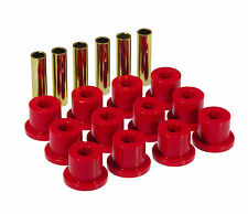 "Prothane 84-91 2WD 4WD GMC Truck & SUV 1.5"" Eye Rear Leaf Spring Bushing (Red)"
