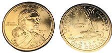 2000 P Sacagawea Native American Golden One Dollar US Mint Coin BU