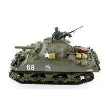 Radio Remote Controlled RC Tank 2.4G British Sherman Firefly 1/16 with 2 Sounds
