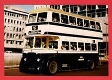 Birmingham Bus Photo ~ WMPTE 3150: 1953 Crossley Daimler CVG6 - Colmore Circus