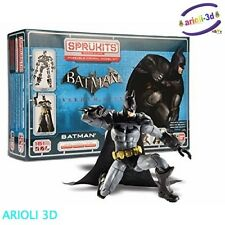 Bandai Batman Figurine Model Kit SprÜKITS Batman Arkham City 23cm 7'' DC COMICS