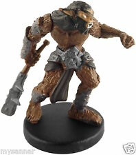 D&D mini BUGBEAR Tyranny of Dragons #21 Dungeons & Dragons Pathfinder Miniature