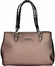 Borsa A Mano Donna Bronzo Ermanno Scervino Bag Woman Bronze New Anya