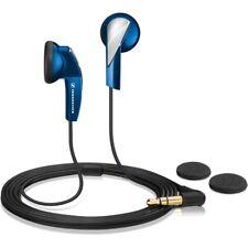 Sennheiser MX 365 color que fuerte In-Ear Auriculares Azul-Nuevo 100% Genuino
