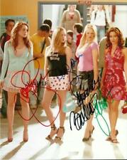 MEAN GIRLS CAST REPRINT SIGNED 8X10 PHOTO AUTOGRAPHED PICTURE CHRISTMAS GIFT
