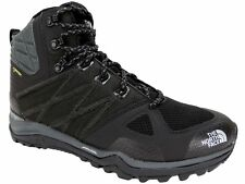The North Face Men's Ultra Fastpack II Mid GTX Hiking Boots Black Size 7 M
