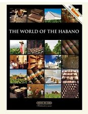 """""""THE WORLD OF THE HABANO"""" ~ Great Book About Cuban Cigars"""