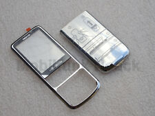 Original Nokia 6700 classic A + B - Cover | Akkudeckel in Silver Gloss NEU
