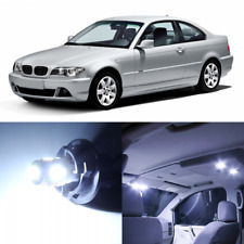 16 x Canbus White Interior LED Lights Package For 1999- 2005 BMW 3 Series M3 E46