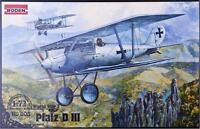Pfalz D.III << Roden #003, 1:72 scale