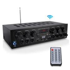 Bluetooth Audio Amplifier, 2-Ch. Audio Source Stereo Receiver System, PTA62BT