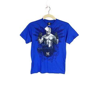 Vintage 2007 Rey Mysterio Ray 619 Tee T Shirt Wrestling WWF WWE Deadstock