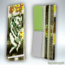 Snail Custom Kingsize Rolling Papers with Tips | Horror Collectors Edition