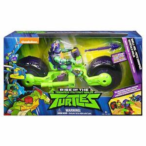 Rise of the Teenage Mutant Ninja Turtles - Shell Hog Motorcycle w/ Donatello D/C