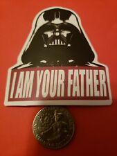 Star Wars Empire Darth Vader I Am Your Father VINYL DECAL STICKER Skywalker Sith