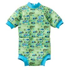 Splash About Happy Nappy WETSUIT Baby Toddler Neoprene UV Integrated HAPPY NAPPY