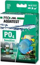 JBL PO4 Phosphat sensitiv Test Set Süßwasser Meerwasser Aquarium Teiche