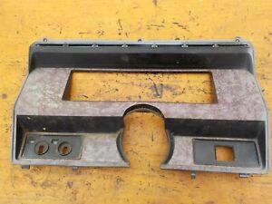 80-86 Ford Truck Speedometer Instrument Gauges Bezel Trim - Defects - Get FAST