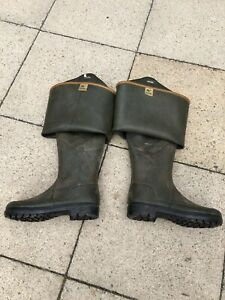 Le Chameau Thigh Waders Size Uk8