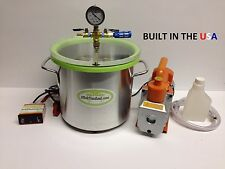 3-Gal  Aluminum Digital Controlled Vacuum Oven:+ 3 CFM PUMP W-SLickVacSeal.