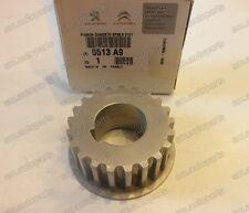 Genuine Timing Belt Crankshaft Pulley For Citroen Peugeot 1.9 D 2.0 HDi 0513A9