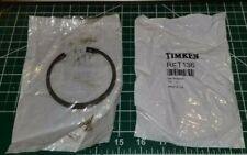 2 Timken RET136 Front Wheel Bearing Retainer Audi A4 S4 Allroad VW PASSAT 82MM