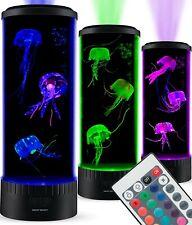 Desktop Decoration - Jellyfish Tower Lamp Night Led Light Usb Power
