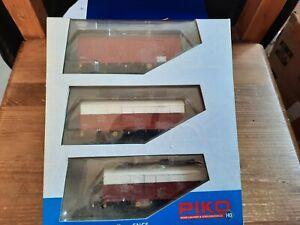 Piko 54691 Zementsilowagen GATX NEUF avec neuf dans sa boîte