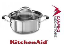KITCHENAID COPPER CORE 6-QUART LOW CASSEROLE WITH LID (5-PLY)