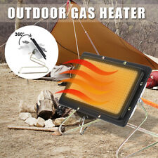 Portable Propane Warmer Gas Stove Instant Space Heater 360° Angel Adjust