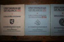 Livres anciens et de collection édition originale en non-relié, article