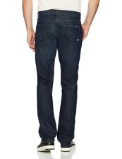 Big Star Division Modern Straight Men's Jeans in Vacuum Indigo $98 NEW 36x32