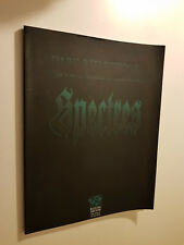 Dark Reflections: Spectres, Wraith: The Oblivion, RPG Softcover