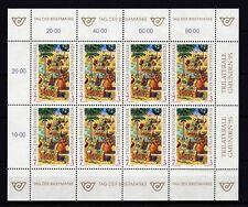 Österreich postfrisch 1994  Kleinbogen  MiNr.  2127  Tag der Briefmarke