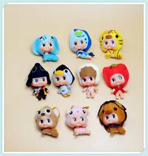 """Lot of 10 Kewpie Dolls Toys cute baby Babies mini Figurine Loose 2.5"""""""