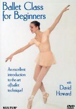 Ballet Class for Beginners [New DVD]