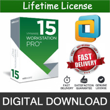 VMware Virtual Machines making Workstation Pro 15 LifeTime Licence for  Windows