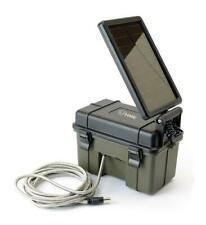 HME Trail Camera 12V/Solar Auxiliary Power Pack Waterproof Box HME-12VBBSOL