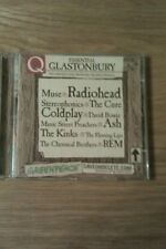 Q - Essential Glastonbury (GREENPEACE) - CD BOWIE KINKS COLDPLAY REM