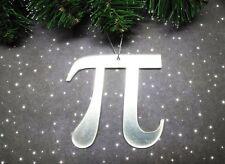 Pi Christmas Tree Ornament, math symbol pie geek science decoration