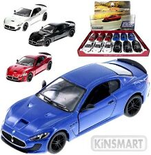 Maserati GranTurismo MC Stradale 1:38 Scale Model Car Die Cast Metal