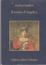 Libro - Andrea Camilleri - Il sorriso di Angelica - Sellerio  | usato