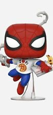 FUNKO POP! MARVEL SPIDER-MAN WITH PIZZA BOX LUNCH EXCLUSIVE PREORDER CONFIRM