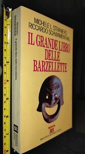GG LIBRO:IL GRANDE LIBRO DELLE BARZELLETTE - MICHELE L.STRANIERO - R. SCHWAMENTH