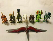 8pcs Jurasic DINOSAUR FIGURES Toys Birthday Party Favors Games Christmas Gift