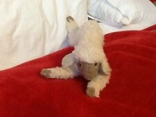 """COLLECTABLE VINTGE 11"""" STEIFF SHEEP"""