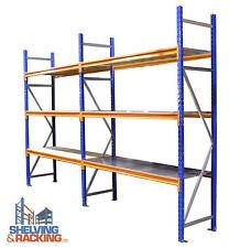 New AR Longspan Shelving / Racking bays for Warehouse HEAVY DUTY