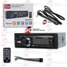 DUAL XRM49BT CAR AM/FM USB BLUETOOTH DIGITAL MEDIA STEREO